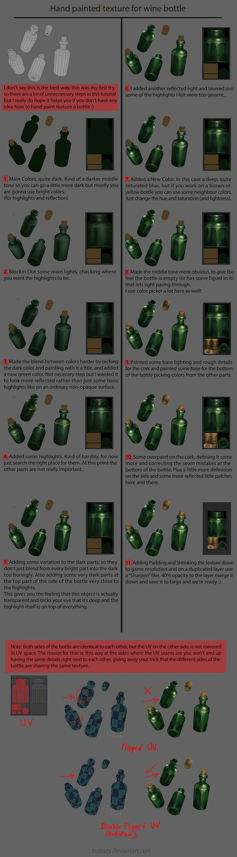 How to paint glass bottles painting drawing resource tool how to tutorial instructions | Create your own roleplaying game material w/ RPG Bard: www.rpgbard.com | Writing inspiration for Dungeons and Dragons DND D&D Pathfinder PFRPG Warhammer 40k Star Wars Shadowrun Call of Cthulhu Lord of the Rings LoTR + d20 fantasy science fiction scifi horror design | Not Trusty Sword art: click artwork for source