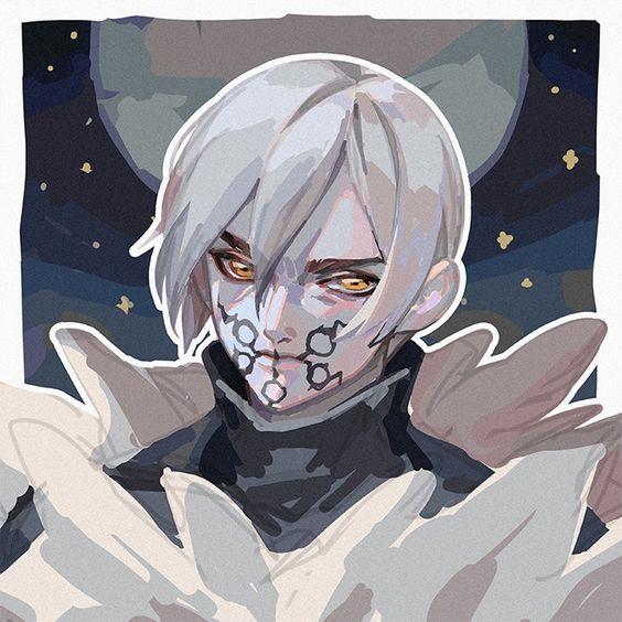 pin ot polzovatelya moon s shadow na doske dr stone illyustracii art illyustracii anime art