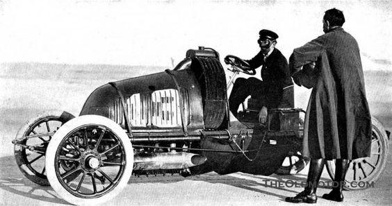 1904 Renault 12.1 litre 80 h.p. Vanderbilt Cup racing car