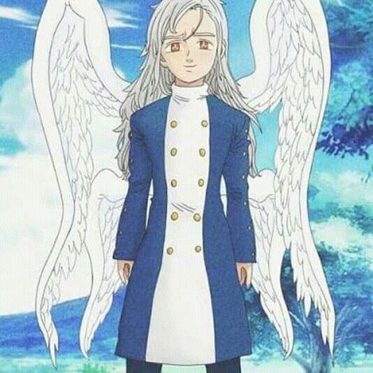 Mael Kid Seven Deadly Sins Anime Anime Fight Seven Deady Sins