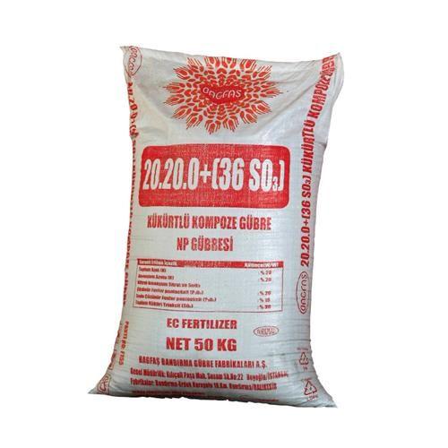 Sulphur Composite Fertilizer 20 20 0 36 So3 Fertilizer Composition Brand Names