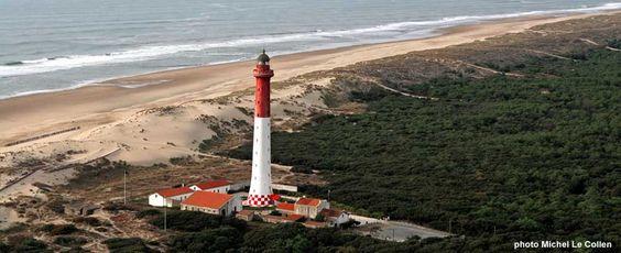 Le phare de La Coubre, Charente-Maritime