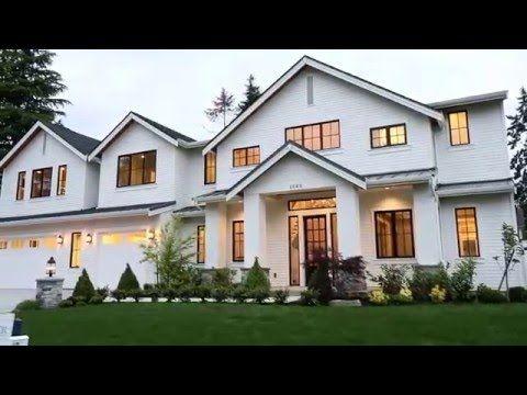 Architectural Designs Modern Farmhouse Plan 14662rk Virtual Tour Youtube Cheap Dorm Decor Cheap Beach Decor Minimalist Home Interior