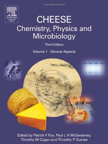 This title contains up-to-date reviews of the literature on the chemical, biochemical, microbiological and physico-chemical aspects of cheese in general. Volume one will focus on general aspects on the principles of cheese science, while volume two focuses on major cheese groups which is devoted to the characteristics of the principle families of cheese.