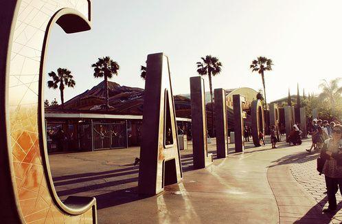 California DisneyLand - CHECK!