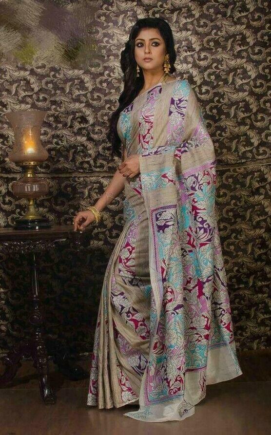 saree for women,sari New Japan satin silk digital print saree with blouse for Indian saree saree dress