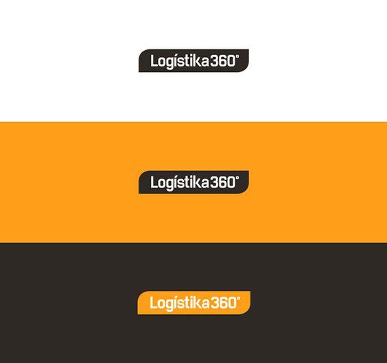 Logístika 360º Identidad Corporativa by Grafico78 Estudio Creativo, via Behance