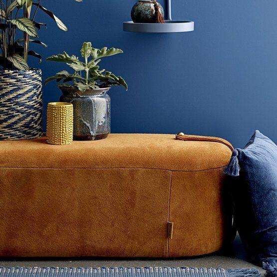 Classic blue et couleurs naturelles