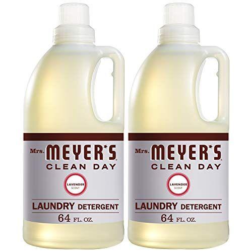 Mrs Meyer S Laundry Detergent Lavender 64 Fl Oz 2 Ct Https