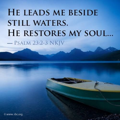 Image result for psalm 23:2