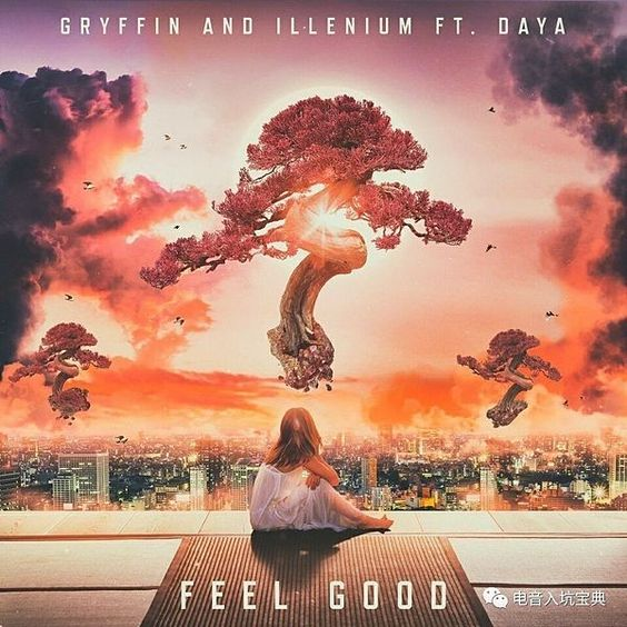 Gryffin & Illenium, Daya – Feel Good acapella