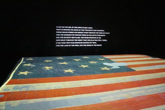 first united states flag