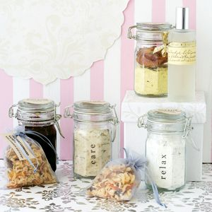 DIY pampering products