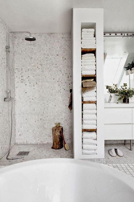 Ablage F?r Dusche Ikea : Speicherm?glichkeiten f?r Ihr Badezimmer-Regal f?r Handt?cher