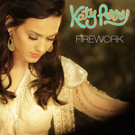 Katy Perry – Firework (single cover art)