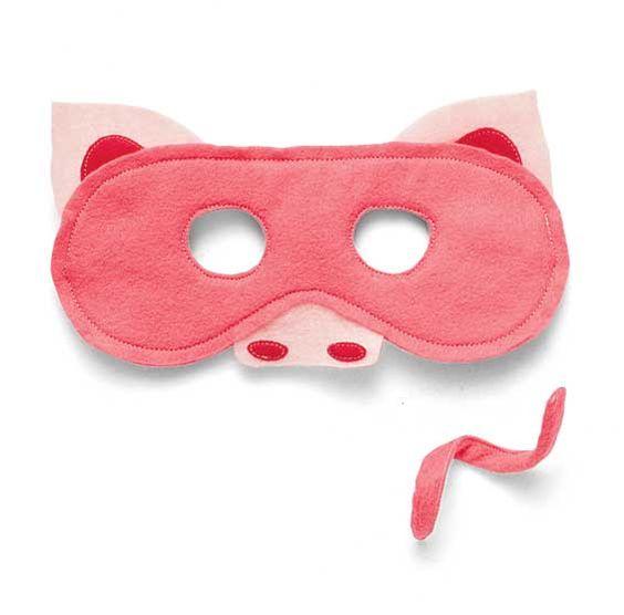 Pig Mask Pattern