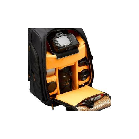 Mochila para ordenadores portátiles/cámaras SLR SLRC-206-BLACK