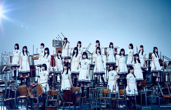 欅坂46の集合写真11