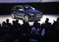 Salone di Detroit: Audi SQ5 disponibile in versione TDI - Contauto.it