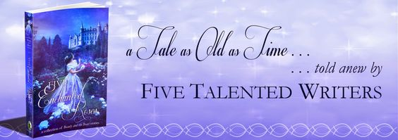 Tales of Goldstone Wood: FIVE ENCHANTED ROSES -- Announcement