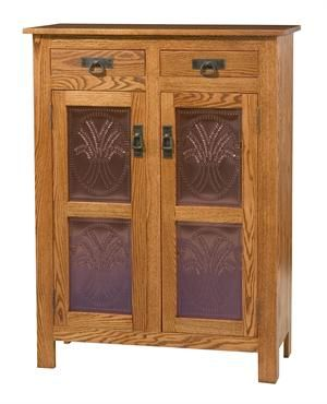 Copper home decorative items on amish furniture home for Decorative items for dining room