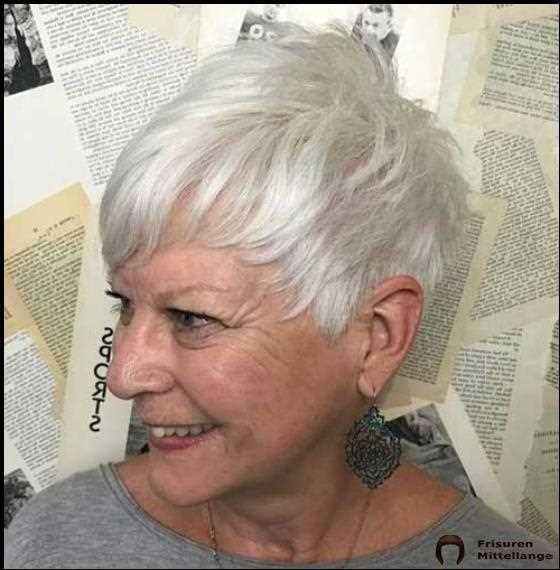 Kurzhaarfrisuren Fur Altere Frauen Mit Dunnem Haar 2019 2020 In 2020 Pixie Haarschnitt Haarschnitt Haarschnitt Fur Dunnes Haar