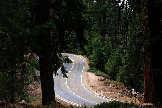 bend in the road / definitely ∞ dope