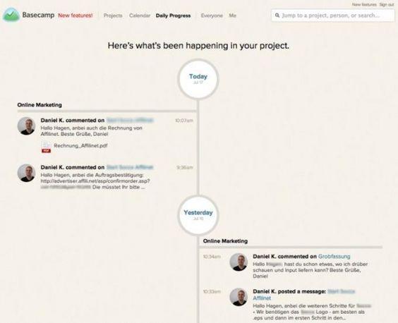 Projektmanagement-Tool