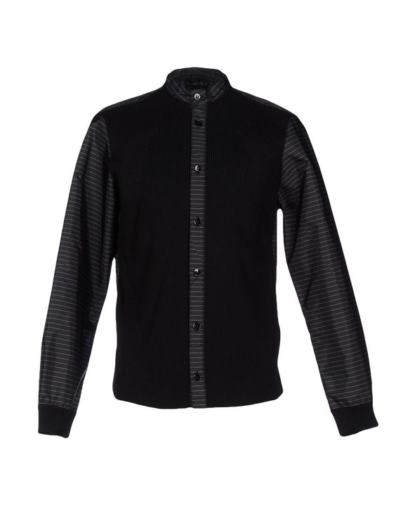 Emporio Armani Shirt - Men Emporio Armani Shirts online on YOOX United States…