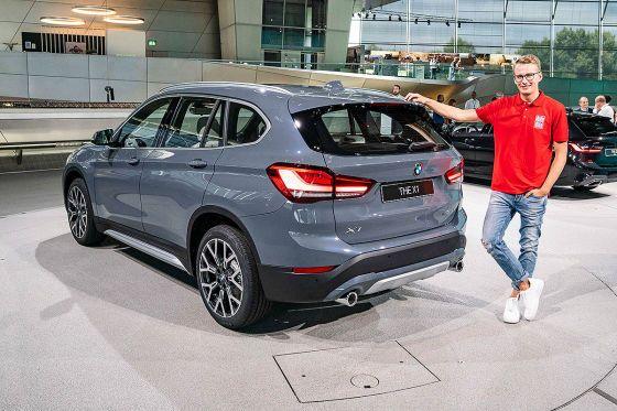 Bmw X1 2020 Bold Sporty And Visually Striking Bmw Bmw Wagon