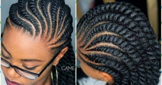 Amazing Natural Hair Twisting Styles The Most Recent Beautiful And Nice Styles For Natural Hair Natural Hair Twists Hair Styles Natural Hair Styles