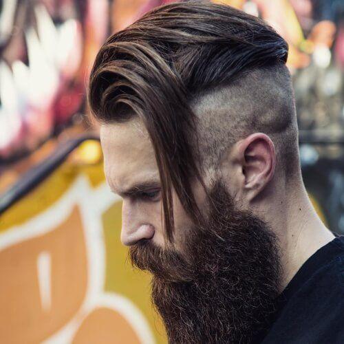 23 Cortes para hombre con barba