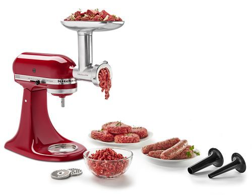Food Grinder Kitchen Aid Attachments Cooking Accessories Food