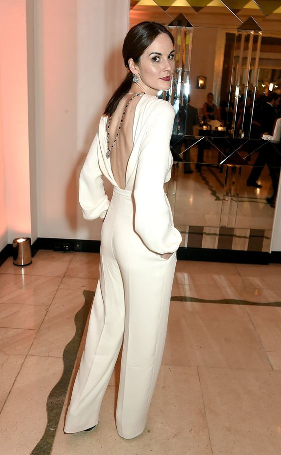 Michelle Dockery aux Harper's Bazaar Women of the Year Awards