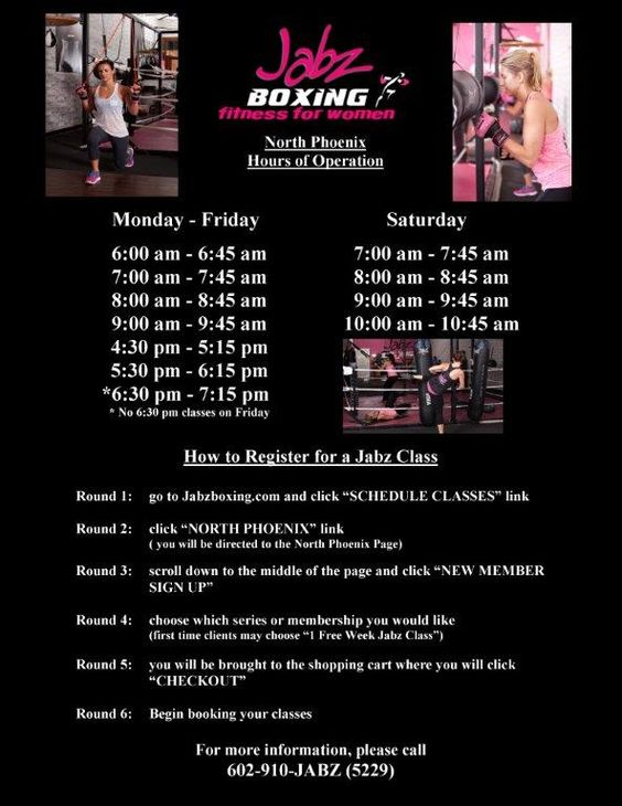 Pin By Jabz Boxing 32nd St Shea No On Jabz Boxing Fitness For Women North Phoenix Boxing Workout Fit Women Gym Motivation