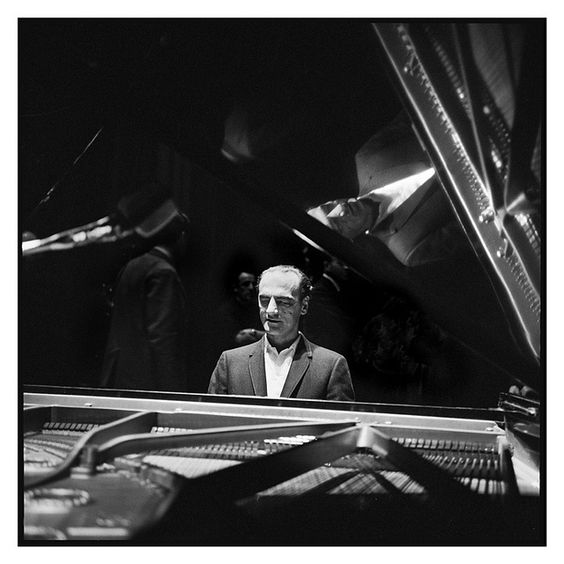 Lennie Tristano - Inducted in 1979 Critics poll