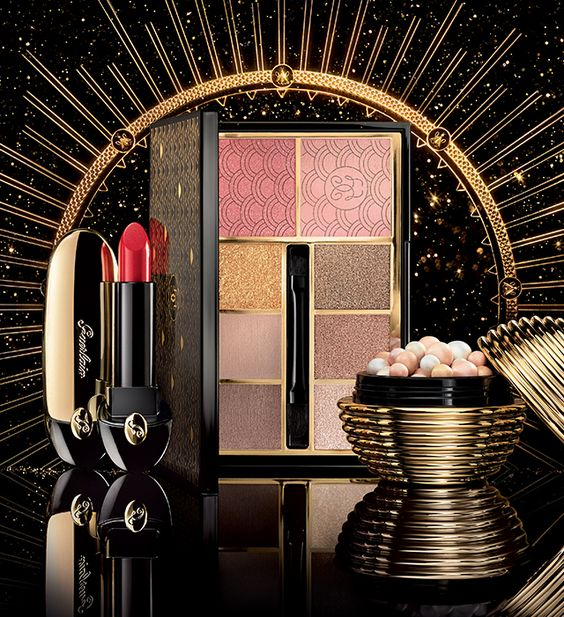 Maquillage de Noël Guerlain