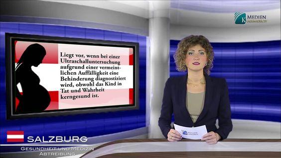 Abtreibungspraxis in Österreich – gezielter Genozid? (klagemauer.tv)