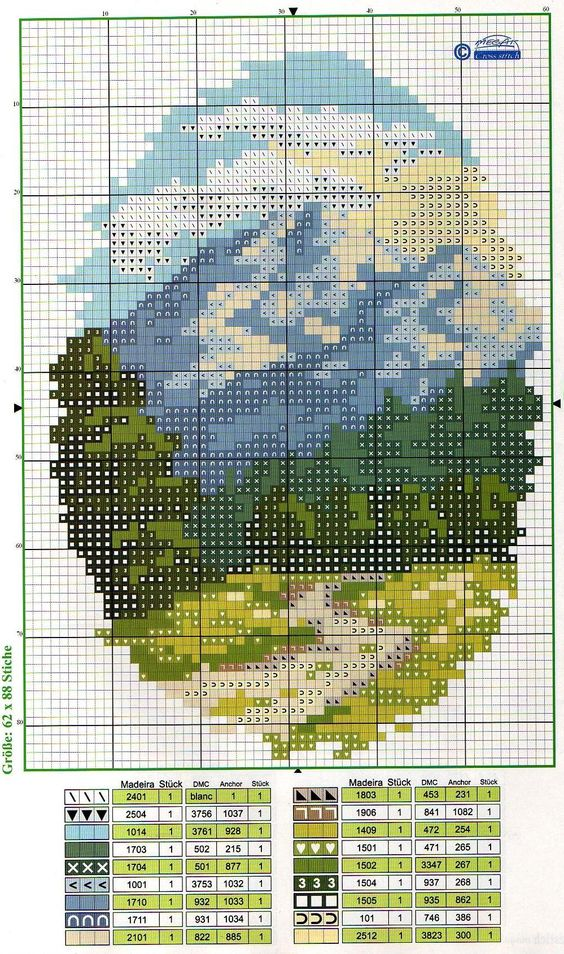 Pinterest the world s catalog of ideas for Cross stitch wall mural