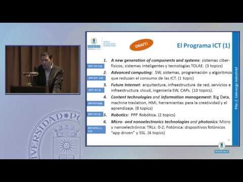 Taller Horizon 2020. Nuevo Programa Marco Europeo de Investigación e Innovación - YouTube