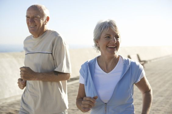 Having confidence in the way you walk can help prevent a fall. (Pixland/thinkstock)