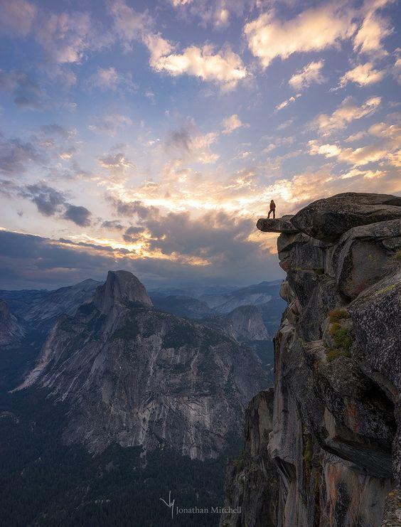 National Park Yosemite - California - USA - by Jonathan Mitchell on 500px