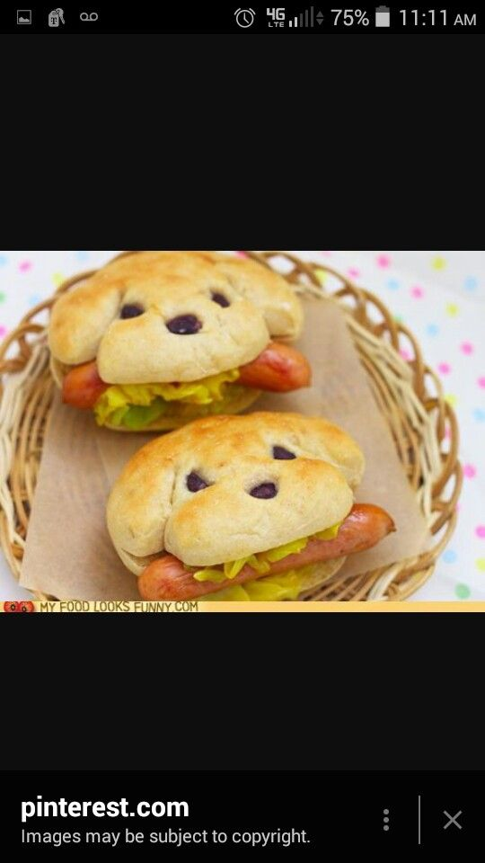 Muffin dogs