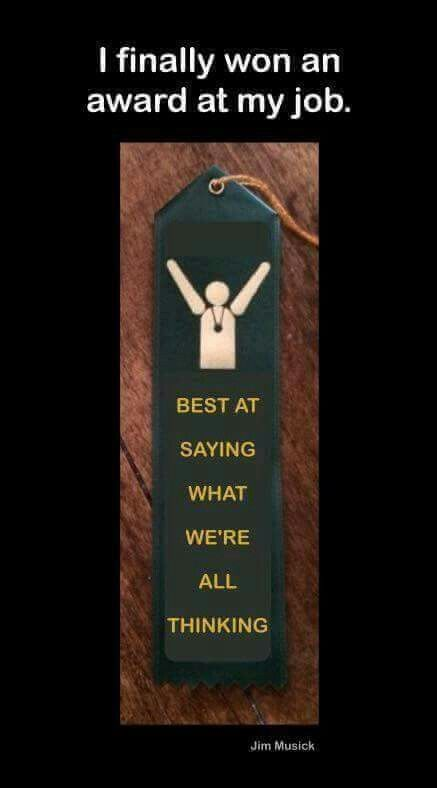 Yep I would definitely get this award