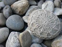 Bildergebnis für stein häkeln