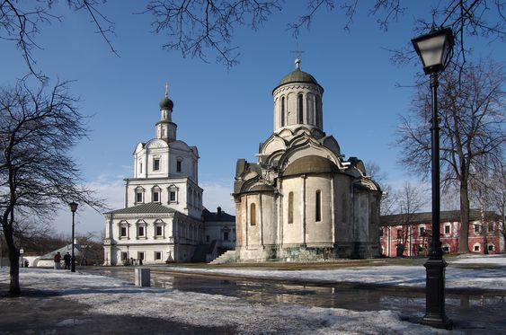 The Andronikov Monastery of the Savior