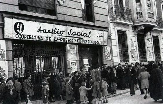Cooperativa de Auxilio Social. 1940
