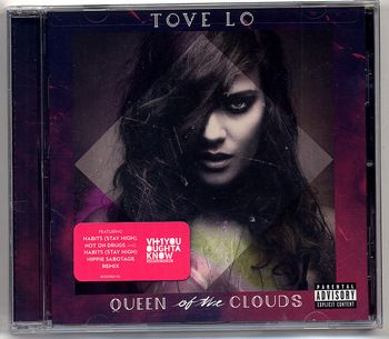 TOVE LO - QUEEN OF THE CLOUDS - CD - NEW