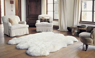 Pinterest the world s catalog of ideas - Tapis imitation peau de mouton ...