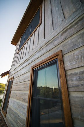 Cedar Vale Kansas Residence Log Cabin Exterior Mountain Home Exterior Cabin Exterior Colors